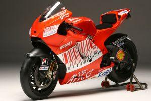 Ducati Desmosedici RR Alice HD