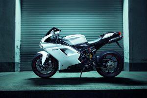 Ducati Superbike 1198 (White) HD
