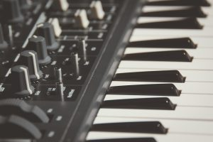 Electronic Keyboard 4K