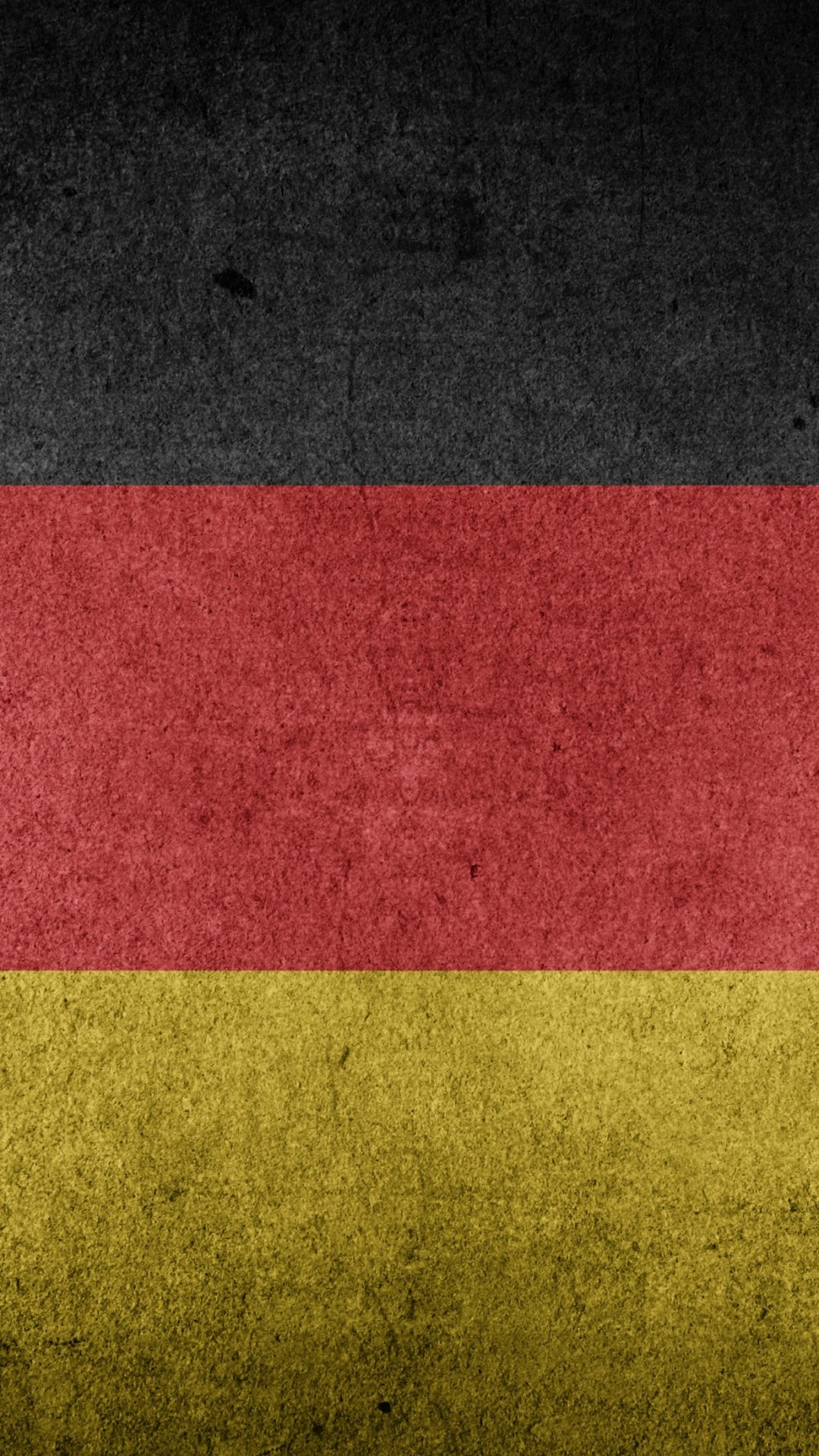 The Flag Of Germany Grunge HD Wallpaper