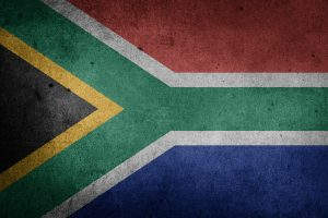 The Flag of South Africa (Grunge) HD