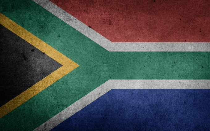 Flag of South Africa 01