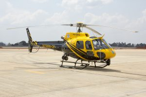 Police Helicopter (DETRAN-DF – PR-EBQ – Eurocopter AS350 Écureuil) 5K