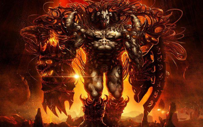 Infernal Demon 01