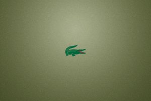 Lacoste logo crocodile HD