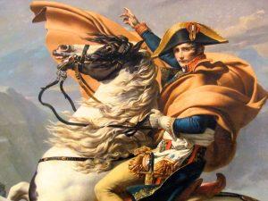 Napoleon Crossing the Alps 4K