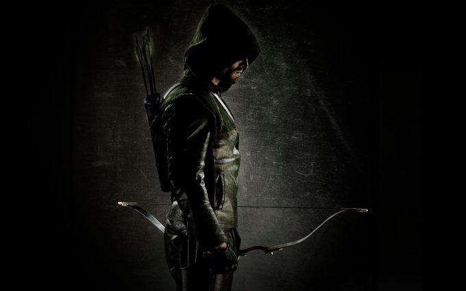 Oliver Queen In The Dark