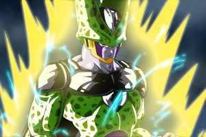 Perfect Cell (DBZ) 5K