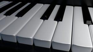 Piano Keyboard 4K