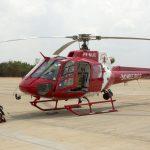 Police Helicopter BOMBEIROS PR MJX Eurocopter AS350 Écureuil
