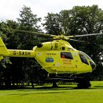 Rescue Helicopter G SASH MD Helicopters MD 900 Explorer