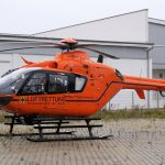 Rescue Helicopter LUFTRETTUNG D HZSL Eurocopter EC 135T2i