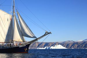 Sailboat in Greenland 5K