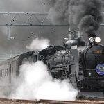 Steam Train in Japan