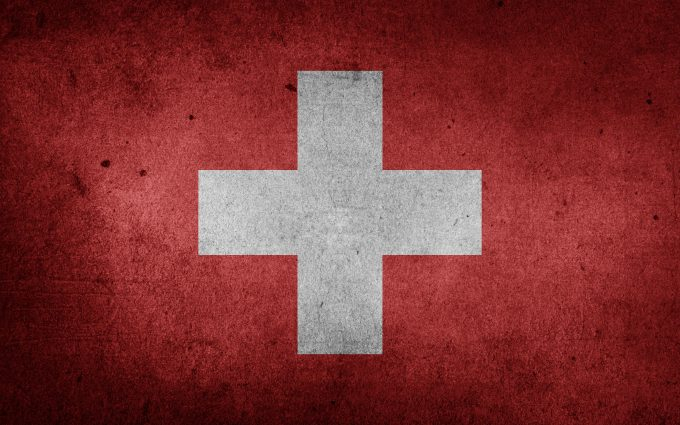 Switzerland Flag 01