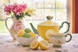 Tea With Lemon 01