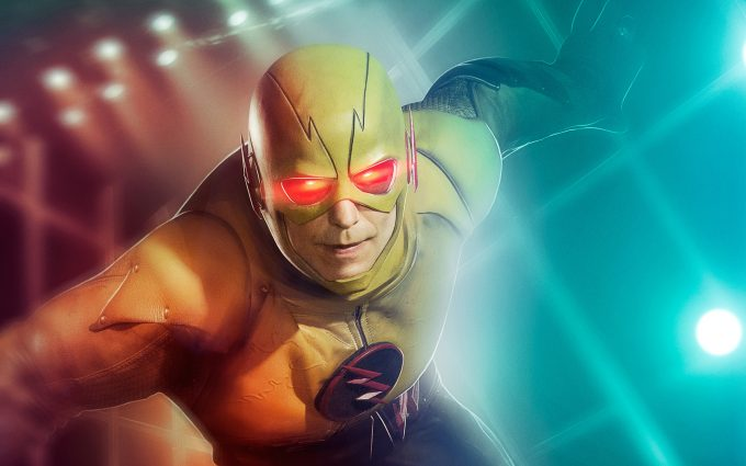 The Man in the Yellow Suit Reverse Flash