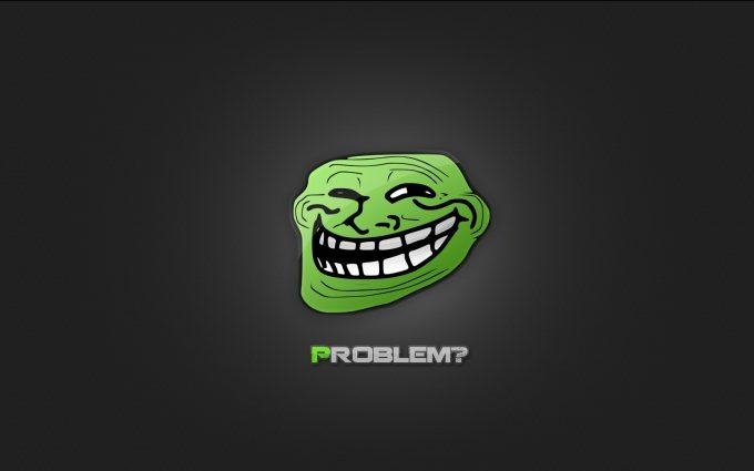 Troll Face Problem