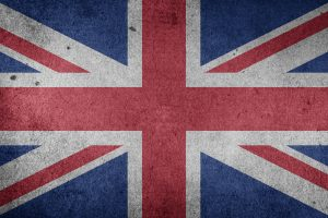 "The Flag of the United Kingdom ""Union Jack"" (Grunge) HD"