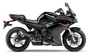 Yamaha FZ6R 2009 (Black) HD