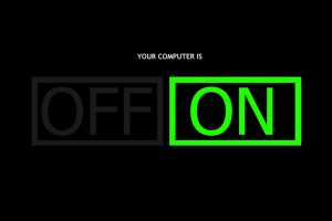 Your computer is: Off/On HD