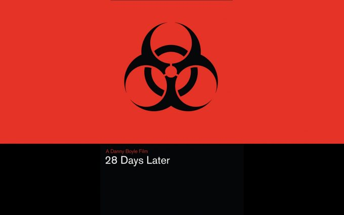 28 Days Later Logo