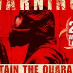 28 Weeks Later Warning Maintain The Quarantine