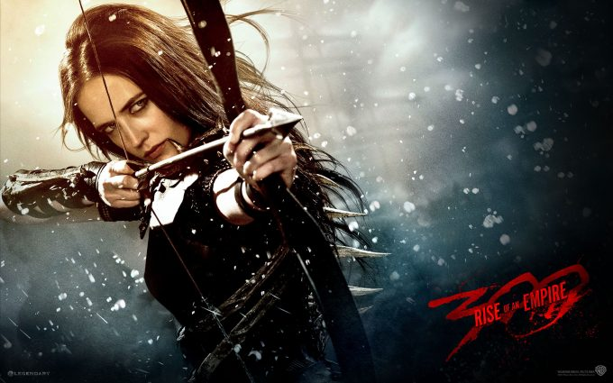 300 Rise Of An Empire Artemisia Bow