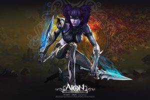 Aion: Asmodian Assassin HD