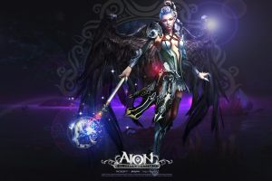 Aion: Asmodian Chanter HD