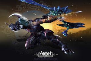 Aion: Asmodian Ranger HD