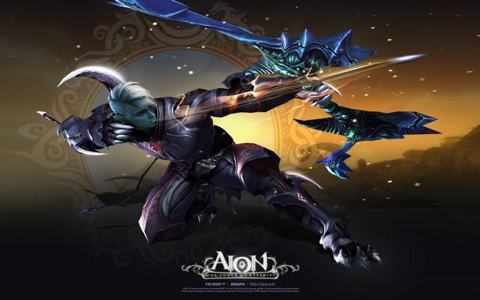 Aion Asmodian Ranger