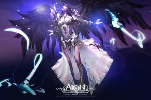 Aion: Asmodian Spiritmaster HD