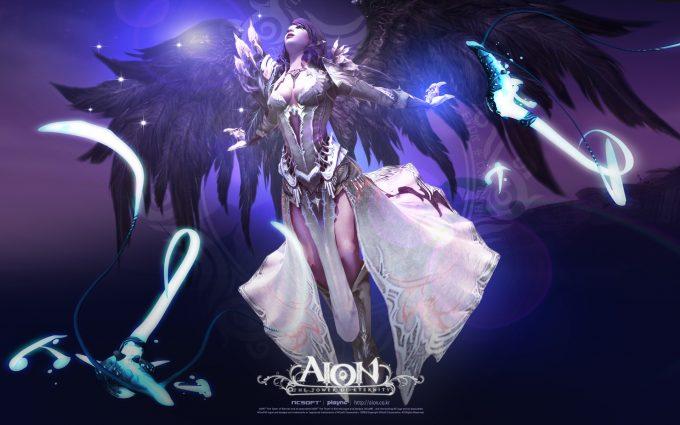 Aion Asmodian Spiritmaster