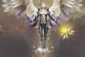 Aion: Elyos Chanter HD