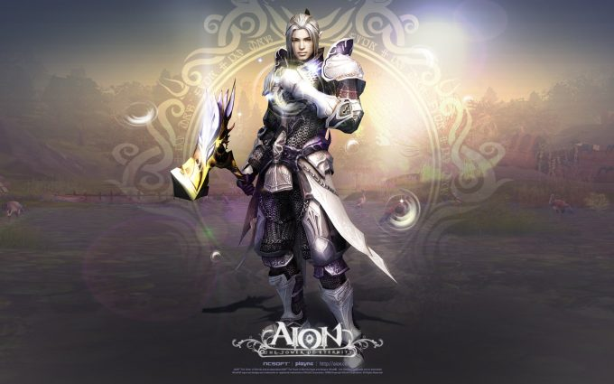 Aion Elyos Cleric
