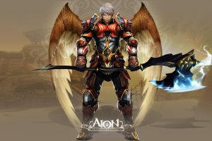 Aion Elyos Gladiator