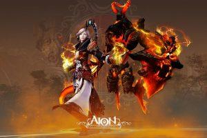Aion: Elyos Spiritmaster HD