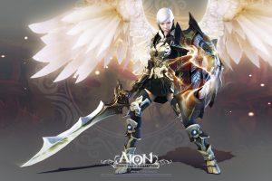 Aion: Elyos Templar v2 HD
