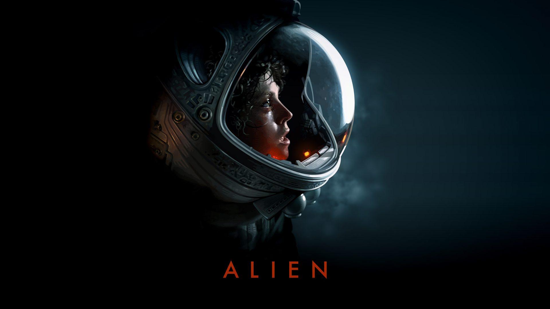 Alien  1979  Ripley In Spacesuit Hd Wallpaper