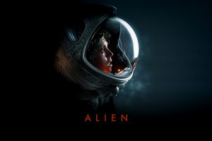 Alien 1979 Ripley In Spacesuit