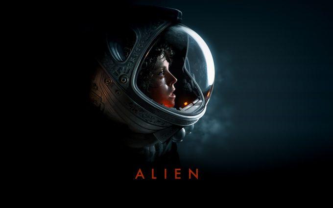 Alien 1979 Ripley In Spacesuit
