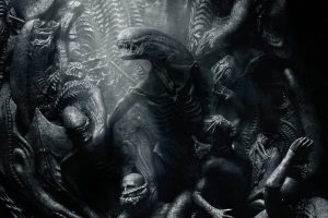 Alien Covenant Engineer vs Xenomorph