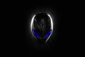 Alienware EclipseHead Black and Blue