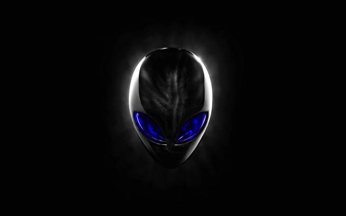 Alienware EclipseHead Black and Blue