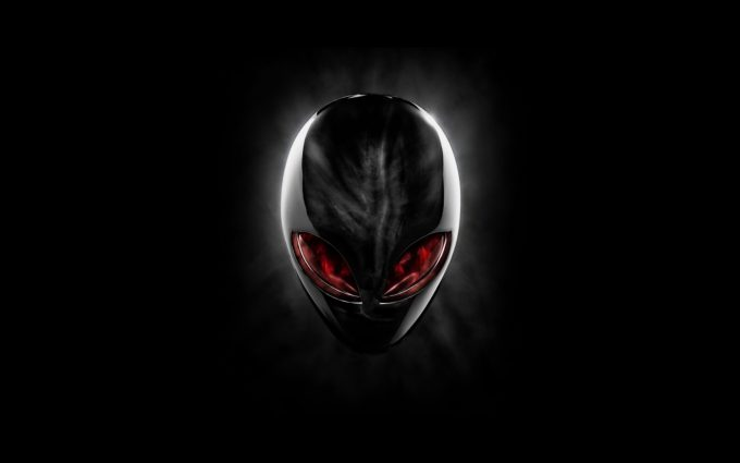 Alienware EclipseHead Black and Red