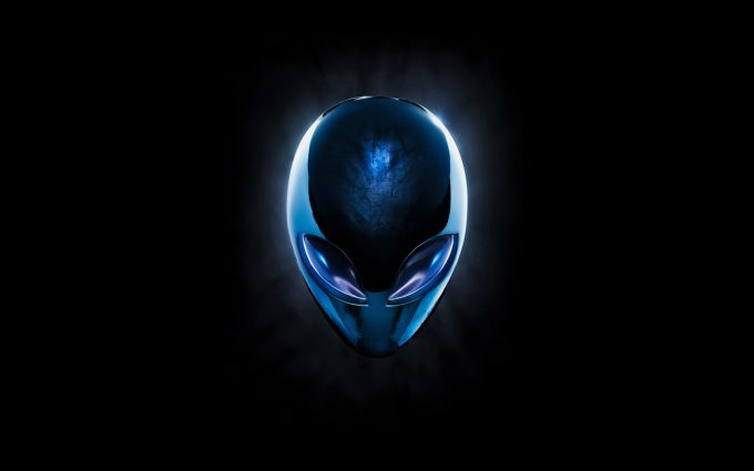 Alienware EclipseHead Blue