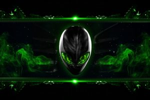 Alienware EclipseHead Green