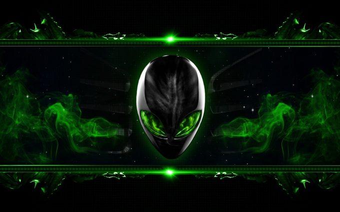 Alienware EclipseHead Green