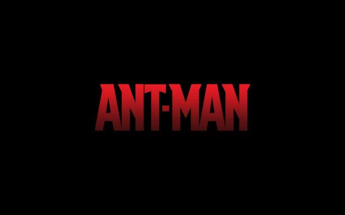 Ant Man 2015 Logo
